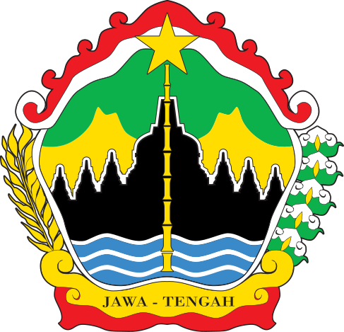 Flag of Central Java