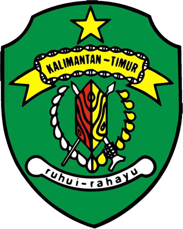 Flag of East Kalimantan