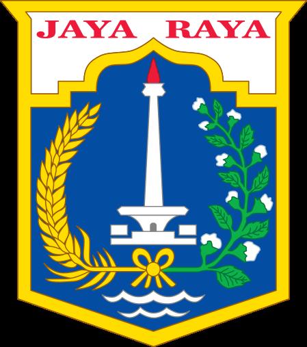 Flag of Jakarta