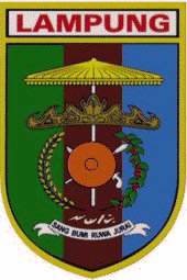 Flag of Lampung