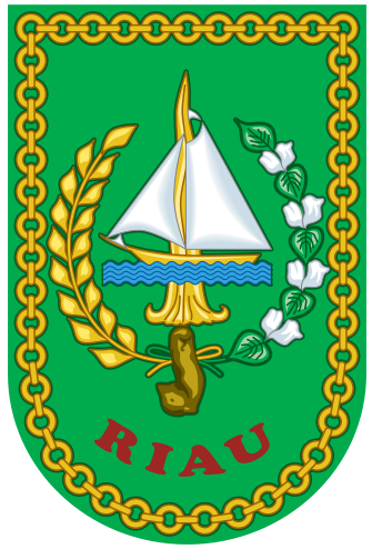 Flag of Riau