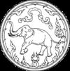 Flag of Chiang Rai