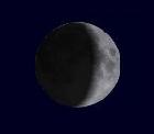 Waxing Crescenthttp://weltzeit4u.com/Mond/moon/m06.png