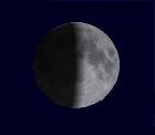 Waxing Crescenthttp://weltzeit4u.com/Mond/moon/m08.png